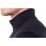 Icebreaker 200 Oasis LS Half Zip Shirt Herre black