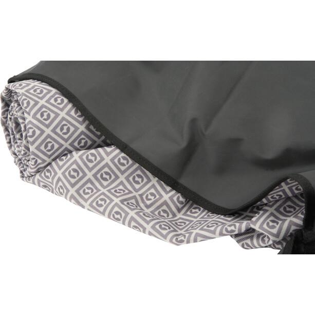Outwell Holidaymaker 500 Flachgewebter Teppich grey