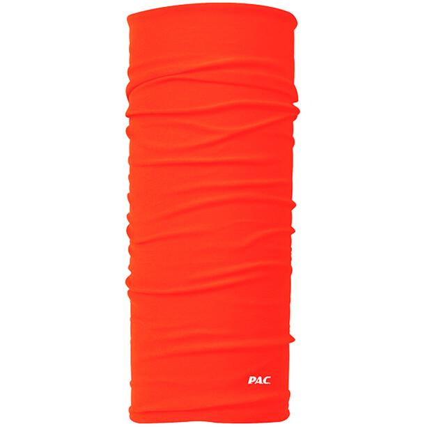P.A.C. Original Multifunktionales Schlauchtuch neon orange