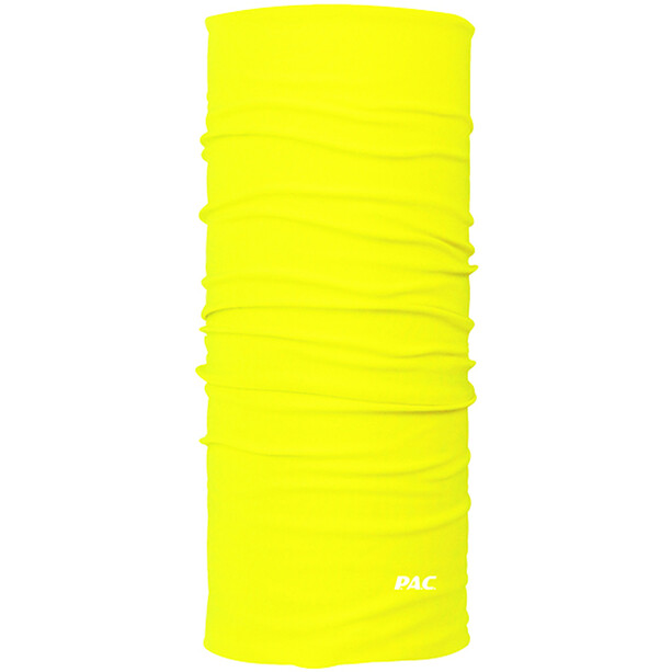 P.A.C. Original Multifunktionales Schlauchtuch neon yellow
