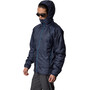 Houdini Mrs Dunfri Jacket Dam blue illusion/shiver