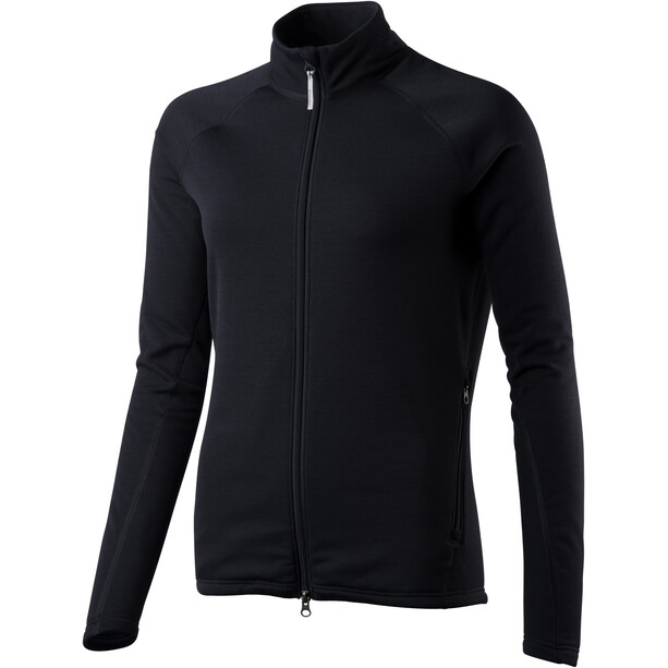 Houdini Outright Fleece Jacket Dam rock black