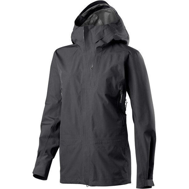 Houdini D Jacket Dam true black