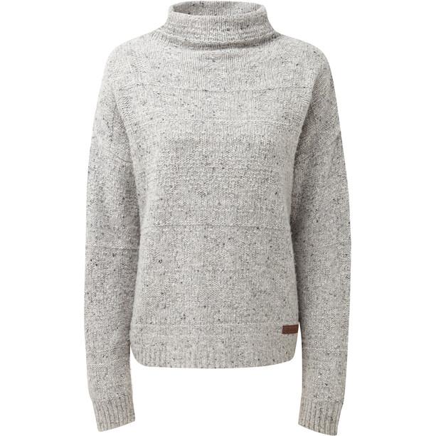 Sherpa Yuden Pullover Sweater Damen darjeeling mist