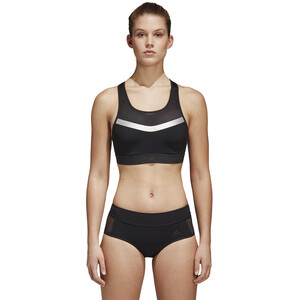 adidas Amphi Don't Rest Bikini Top Damen black black