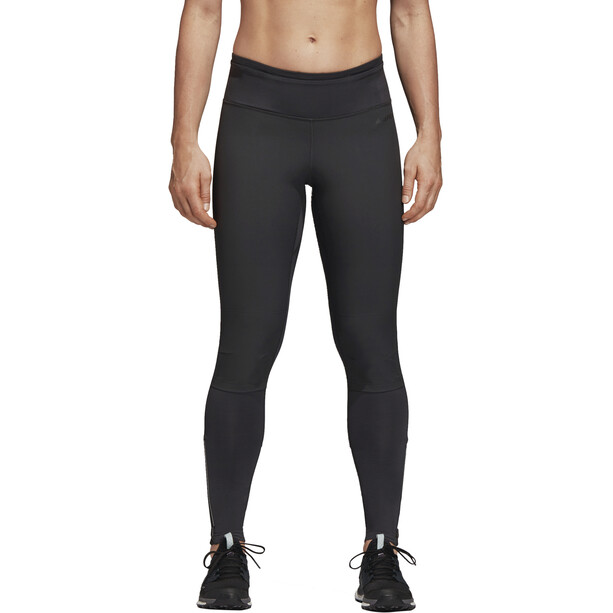 adidas TERREX Agravic Lauf-Tights Damen carbon