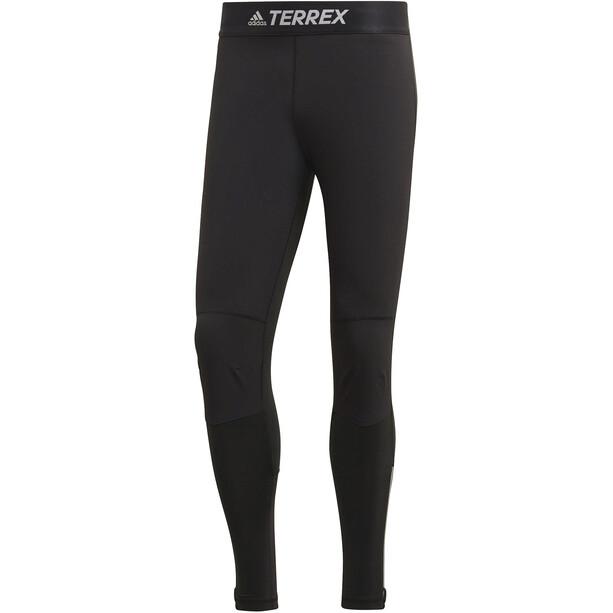 adidas TERREX Agravic Lauf-Tights Herren black