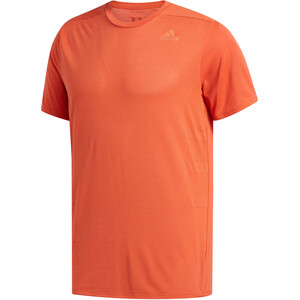 adidas Supernova Running Tee SS Herr orange orange
