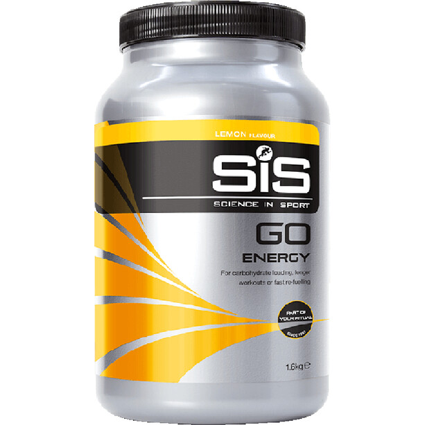 SiS GO Energy Drink Dose 1,6kg Zitrone