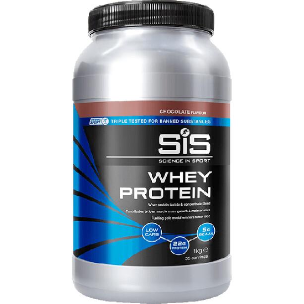 SiS Whey Protein Dose 1kg Schokolade