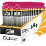 SiS GO Isotonic Energy Gel Box 30x60ml Kirsche