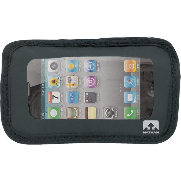 Nathan Weather-Resistant Phone Pocket black