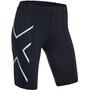 2XU Compression Shorts Damen black/nero