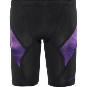 Nike Swim Cumulus Jammer Jungen court purple court purple