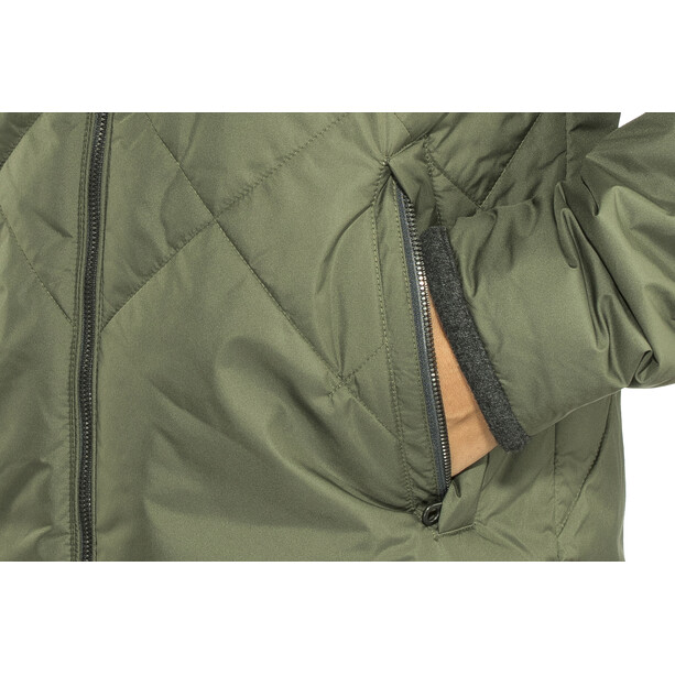 Bergans Oslo Light Insulated Jacket Herr seaweed