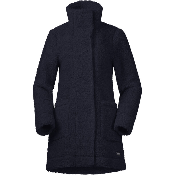 Bergans Oslo Wool LooseFit Jacket Dam dark navy
