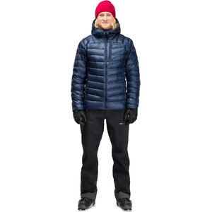 Norrøna Lyngen Down850 Kapuzenjacke Herren indigo night indigo night