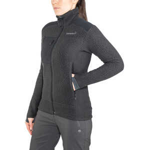 Norrøna Trollveggen Thermal Pro Jacke Damen cool black cool black