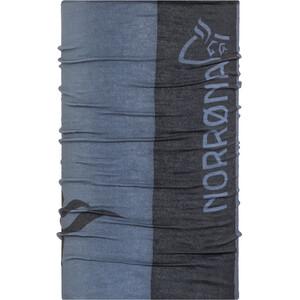 Norrøna /29 Microfiber Halskrave, sort/grå sort/grå