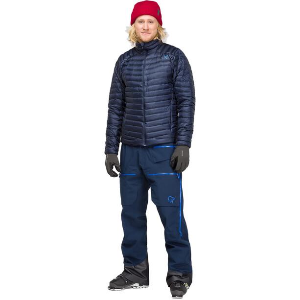 Norrøna Lofoten Super Lightweight Down Jacket Herr indigo night