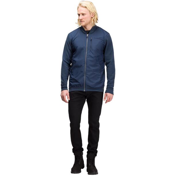 Norrøna Røldal Warmwool1 Jacket Herr indigo night