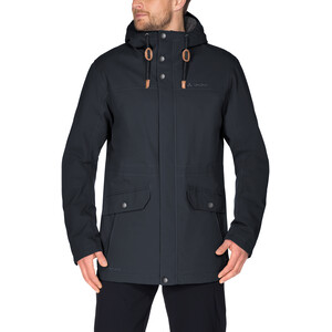 VAUDE Manukau Parka Herren phantom black phantom black