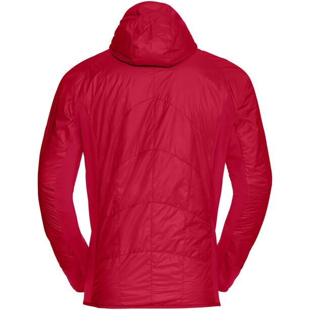 VAUDE Sesvenna II Jacket Herr indian red