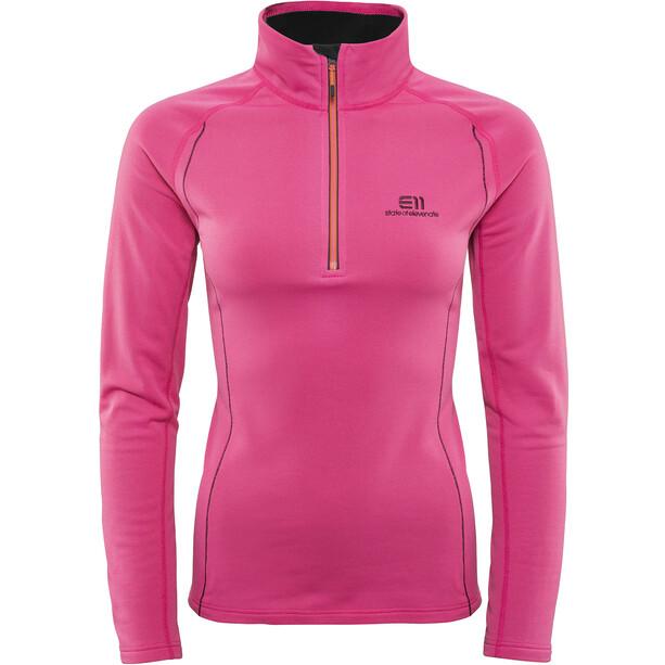 Elevenate Métailler Zip Jacket Dam fushcia pink