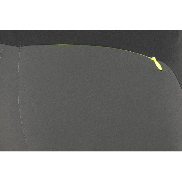 Meru Krimml Strech Pants Dam dark grey/black