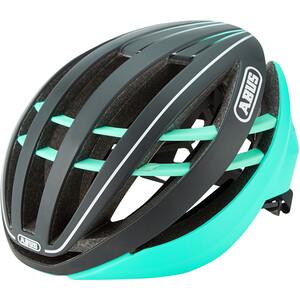 ABUS Aventor Road Helm celeste green celeste green