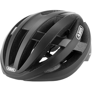 ABUS Viantor Road Helm schwarz schwarz