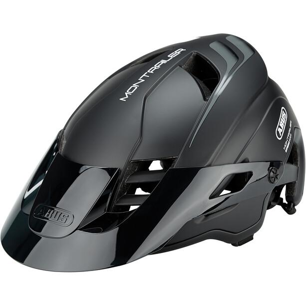 ABUS Montrailer MTB-Helm velvet black