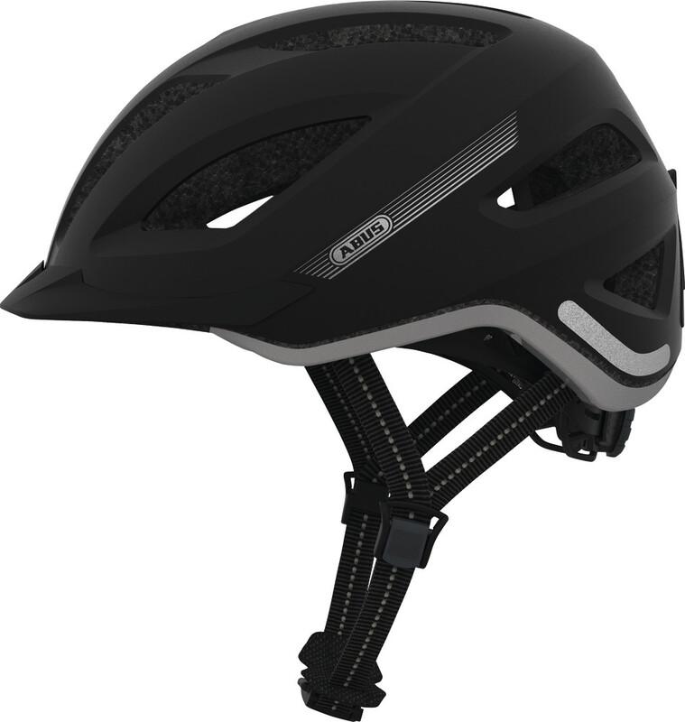 ABUS Pedelec+ Helmet black edition 52-57cm 2018 Fahrradhelme