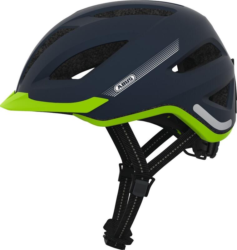 ABUS Pedelec+ Helmet blue edition 52-57cm 2018 Fahrradhelme