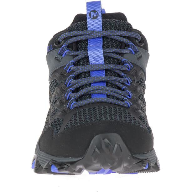 Merrell Moab FST 2 GTX Chaussures Femme, black/granite