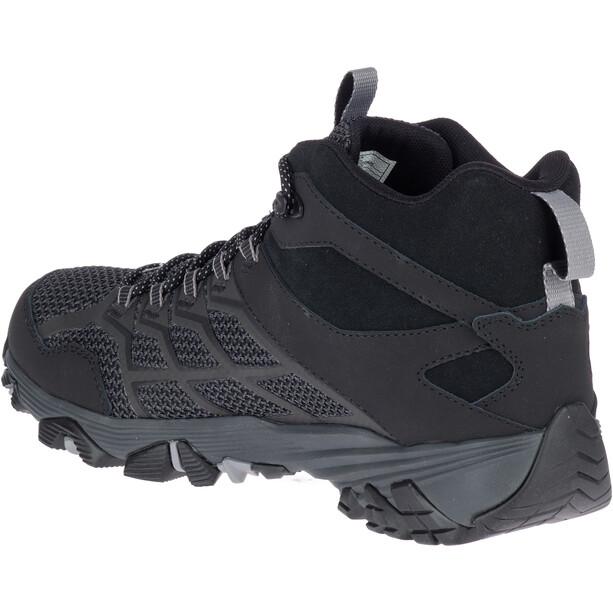 Merrell Moab FST 2 GTX Chaussures Homme, all black