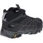 Merrell Moab FST 2 Mid GTX Schuhe Damen all black