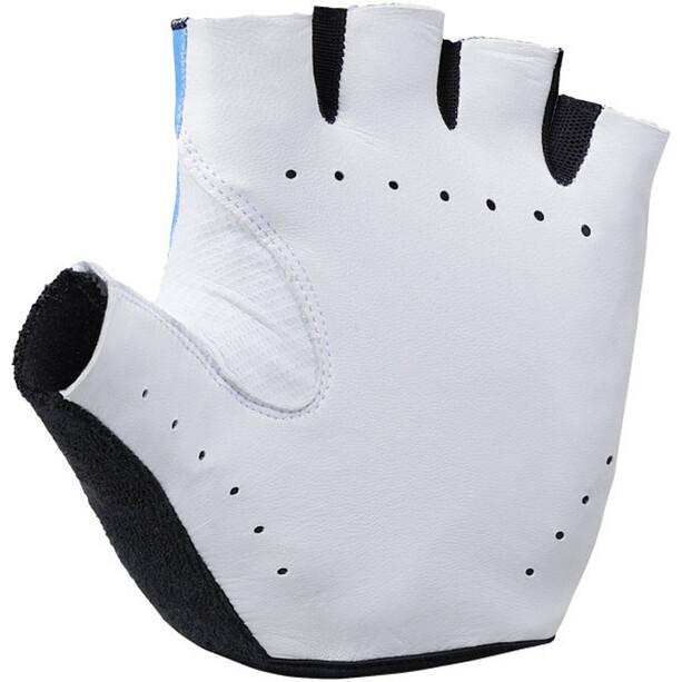 Shimano Advanced Kurze Handschuhe Herren white