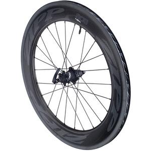 Zipp 808 NSW Roue arrière Tubeless Carbon Clincher SRAM/Shimano, noir noir