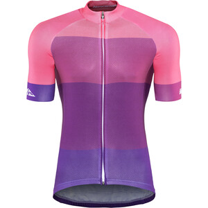 Red Cycling Products Colorblock Race Jersey Herr purple-pink purple-pink