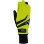 Roeckl Rocca GTX Gants de cyclisme, neon yellow