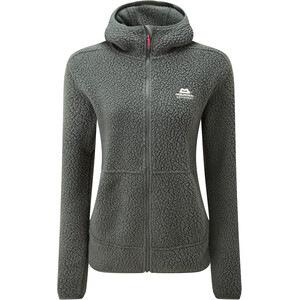 Mountain Equipment Moreno Kapuzenjacke Damen shadow grey shadow grey