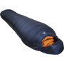 Mountain Equipment Helium 600 Sac de couchage XXL, currant, bleu