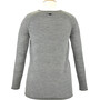 Alchemy Equipment 14 Gauge Merino Crew Shirt Dam grey marle