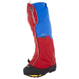 Berghaus Yeti Extrem Pro III Isolierende Gamaschen intense blue/red intense blue/red