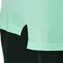 asics Seamless SS Top Herren opal green heather