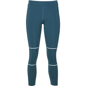 asics Lite-Show 7/8 Tights Damen blue steel blue steel