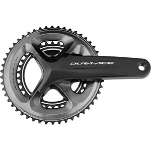 Shimano Dura-Ace FC-R9100-P Crank Set with Power Meter 50/34 2x11-speed black black
