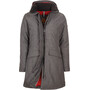 Elkline Warmumsherz Outdoorjacke Damen anthra