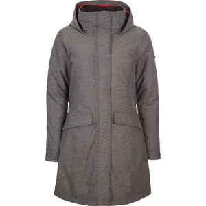Elkline Warmumsherz Outdoorjacke Damen anthra anthra